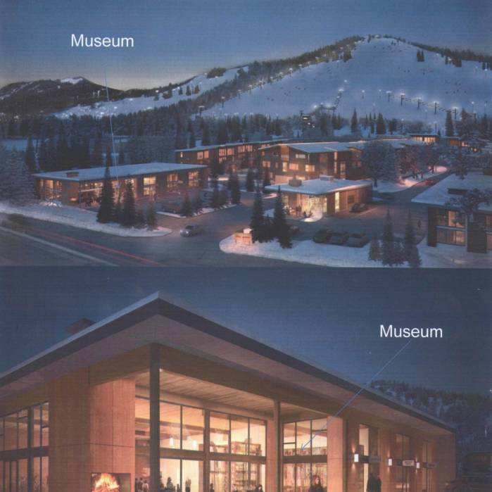 Washington State Ski and Snowboard Museum on Snoqualmie Pass